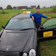 Taxi-Service mit Raimondo Massaro