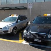 Taxi-Service ab Banhof Bubikon