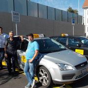 Taxi-Service mit Standort Bahnhof Bubikon