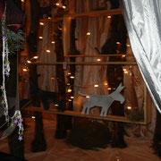 Weihnachtsfenster 2009