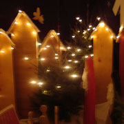 Weihnachtsfenster 2008