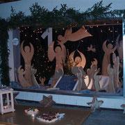 Weihnachtsfenster 2007