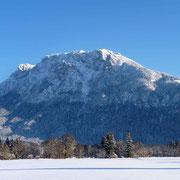 Zahmer Kaiser im Winter