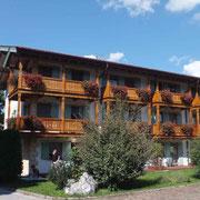 Herrenhaus Balkonseite