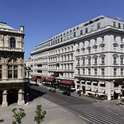 Hotel Sacher in Vienna with all the charm of Austria