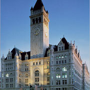 Donald Trump to break ground on new Washington D.C. hotel at Old Post Office building