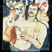 Ersatzmilch, 50 x 35 cm, ca. 1985