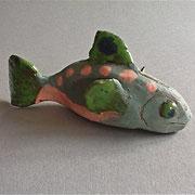 Saurer Fisch