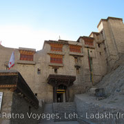 Restored Main Entrance to Leh Palace