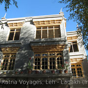 Restoration of Leh Palace