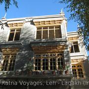 Restoration of Leh Palace
