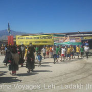 3rd Ladakh Marathon: 14 September 2014