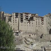 9-Story high ancient Leh Palace