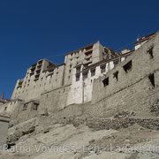 9-Story high ancient Leh Palace