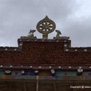 Shayok monastery