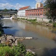 Beweissicherung KW und Uferbauwerke - Bruck an der Mur 7/2014