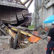 Sprengschaden - Judenburg 5/2013