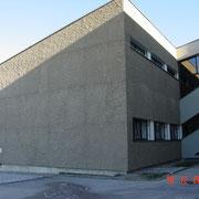 Kellenwurfputz Mängelfeststellung - Gröbming 12/2013