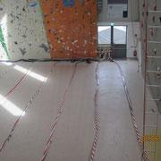 Wassereintritt Kletterhalle - Mitterdorf im Mürztal 3/2012