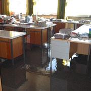 Wasserschaden in Schule - Edelschrott 2004