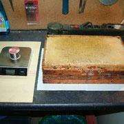 Bienenwabenversuch Grundaufbau