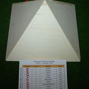 Plexiglaspyramide Abschluss_schicht - sperrholz  (Schicht9)
