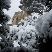 Le château de Thouzon (A. Péron)