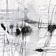 WEGBEREITER I     100 x 100 cm  2016