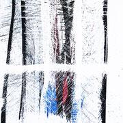 INNENLEBEN  150 x 70 x 4,5 cm 2019