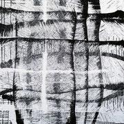 SENSIBILITÄT  100 x 100 cm  2018