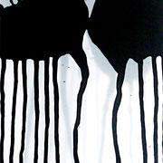 HINTER DEN SIEBEN BERGEN  50 x 20 cm  2016