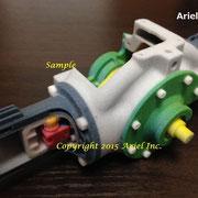 3Dプリンター(石膏)フルカラー対応