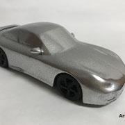 自動車、模型