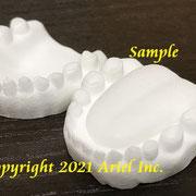 3Dプリンター(生体適合素材)骨格模型/医療器具