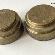 3Dプリンター(塗装仕上げ)ゴールド塗装・シルバー塗装・ブロンズ塗装