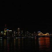 ブリスベンの夜景①