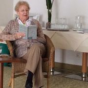 Der Tanzende 90-Jährige: Lesung am 24.11.2016 in der Kurklinik Bad Ragaz/CH