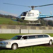 Hubschrauber Limousine