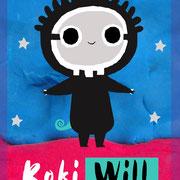 KOKI (personaggio di Michael Passalacqua), vestito da WILL