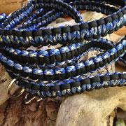 black - camo blue