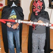 Darth Vasder & Darth Maul