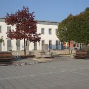 Platzmöblierung Gemeinde Asten - Kooperation mit dem Caritas Hartlauerhof Asten