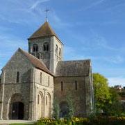 Domfront, église Notre-Dame-sur-l'Eau