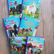 Neue Reihe für Pferdefreunde.
