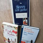 Einige biografische Romane