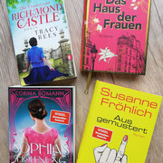 Neue Romane für Frauen.