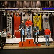 Meisterschaftsehrung 2010 in Stadtroda, Robert wurde 2. Platz!!