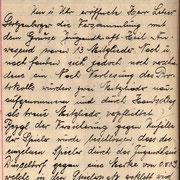 Protokoll einer Sitzung vom 9.6.1929