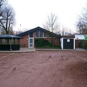 Vereinsheim und Aussengelände