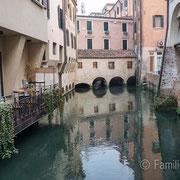 Treviso, definitiv einen Besuch wert